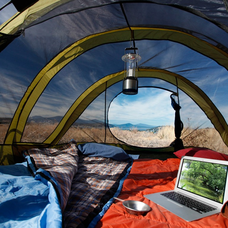 full ventilation tents at Festiport